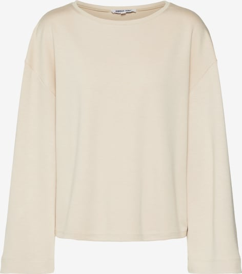 ABOUT YOU Sweatshirt 'Genia' in creme, Produktansicht