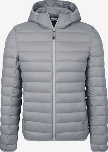 Urban Classics Jacke in grau, Produktansicht