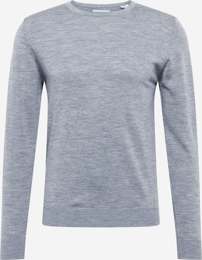 JACK & JONES Pullover 'MARK' in hellgrau, Produktansicht