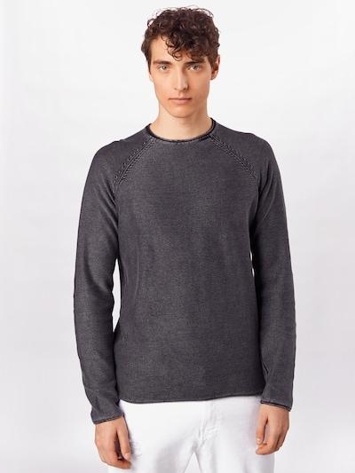 Only & Sons Pullover 'DEXTOR' in schwarz: Frontalansicht