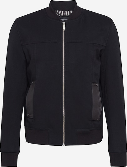 The Kooples Tussenjas 'BLOUSON' in Zwart UPQX1qrR