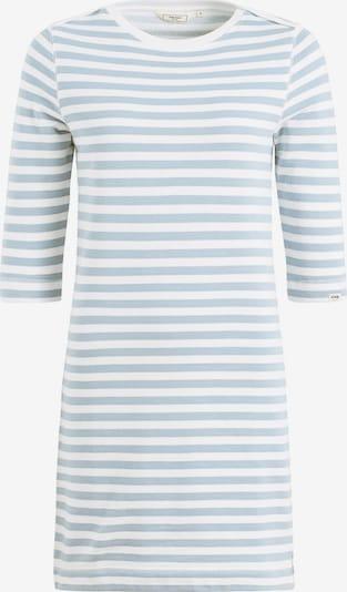 khujo Robe d'été 'ROYA' en bleu clair / blanc, Vue avec produit