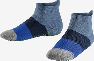 FALKE Haussocken in blau / rauchblau / dunkelblau, Produktansicht