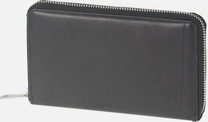 SAMSONITE Rhode Island SLG Geldbörse Leder 17,5 cm