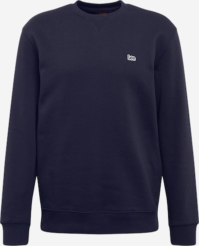 Lee Sweatshirt in navy, Produktansicht