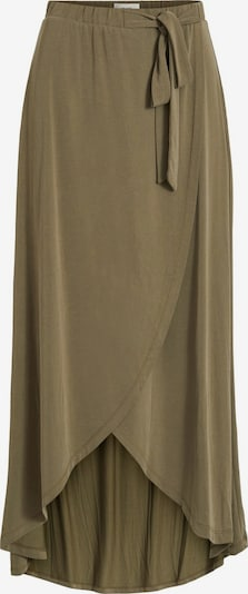 OBJECT Skirt in olive, Item view