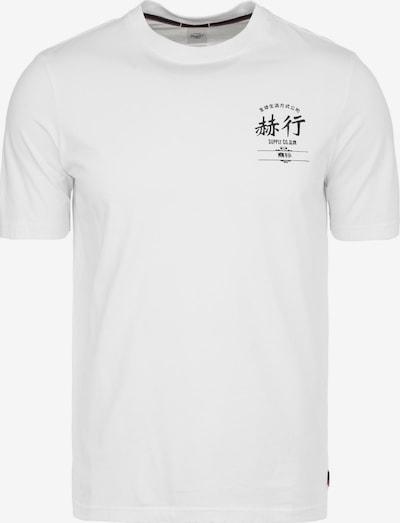 Herschel T-Shirt in weiß, Produktansicht