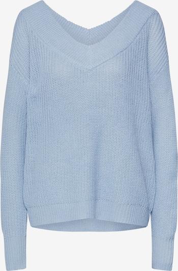 ONLY Pulover 'MELTON' | svetlo modra barva, Prikaz izdelka