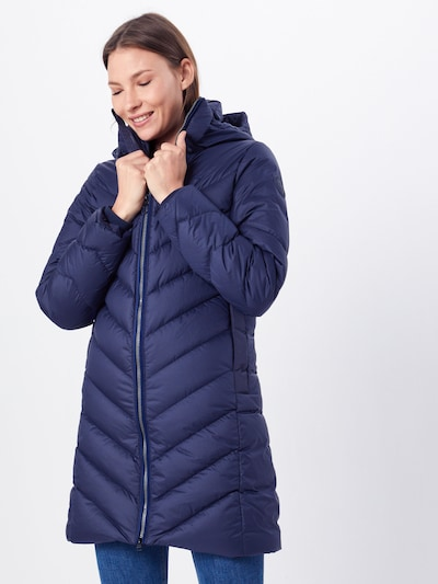 G-Star RAW Mantel 'Whistler' in blau, Modelansicht