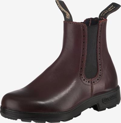 Blundstone Chelsea Boots in bordeaux / schwarz, Produktansicht