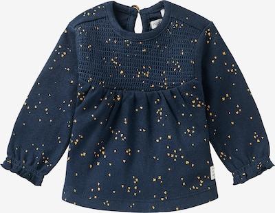 Noppies Shirt 'Colesberg' in dunkelblau / gelb, Produktansicht