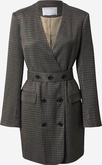 Designers Remix Obleka | bež / siva / črna barva, Prikaz izdelka