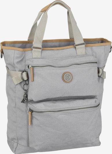 KIPLING Handtasche 'Laslo' in hellbraun / hellgrau, Produktansicht