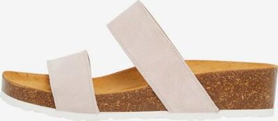 Bianco Riemen Sandalen in pink / weiß, Produktansicht