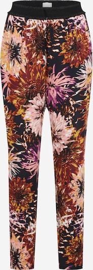 Pantaloni 'Dittemarie ' CULTURE pe portocaliu / negru, Vizualizare produs