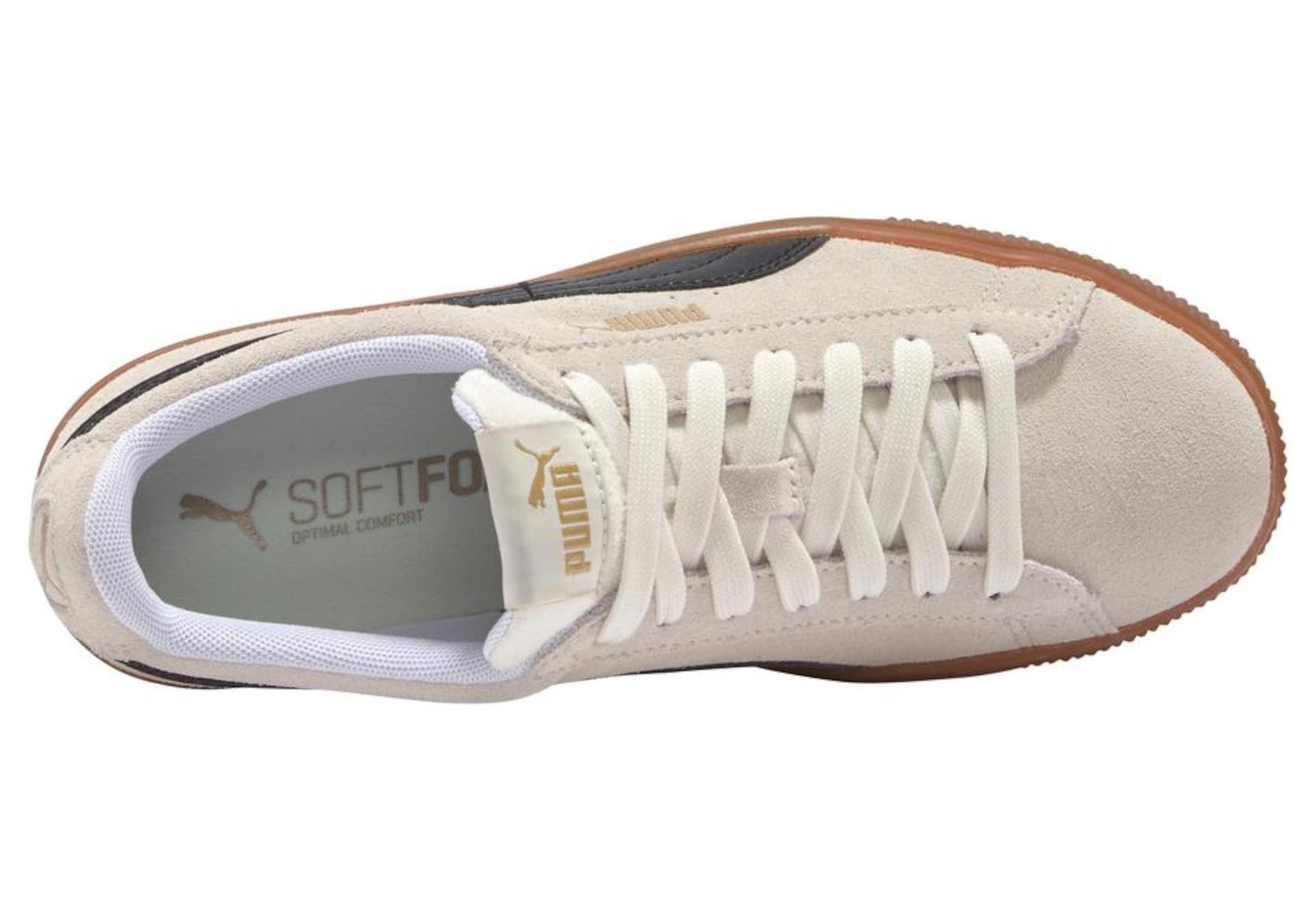 Sneaker NudeHellbraun Schwarz In Stacked Sd' 'vikky Puma vf7Ib6gyY