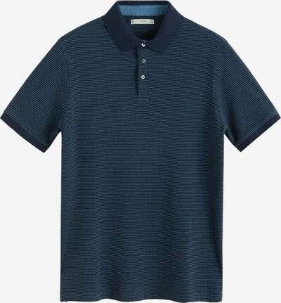 MANGO MAN Koszulka 'Mojo' w kolorze granatowy / gołąbkowo niebieskim, Podgląd produktu