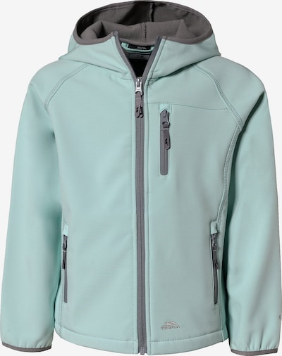 TRESPASS Softshelljacke in blau, Produktansicht