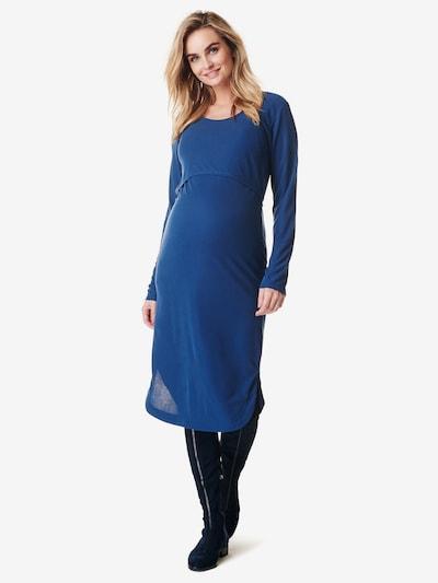 Noppies Kleid 'Lucky' in blau: Frontalansicht