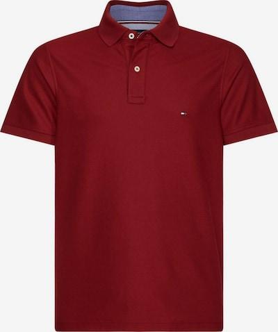 TOMMY HILFIGER Poloshirt in bordeaux, Produktansicht