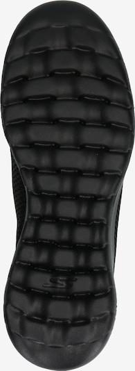 SKECHERS Sneaker 'GO WALK JOY PARADISE' in schwarz: Ansicht von unten