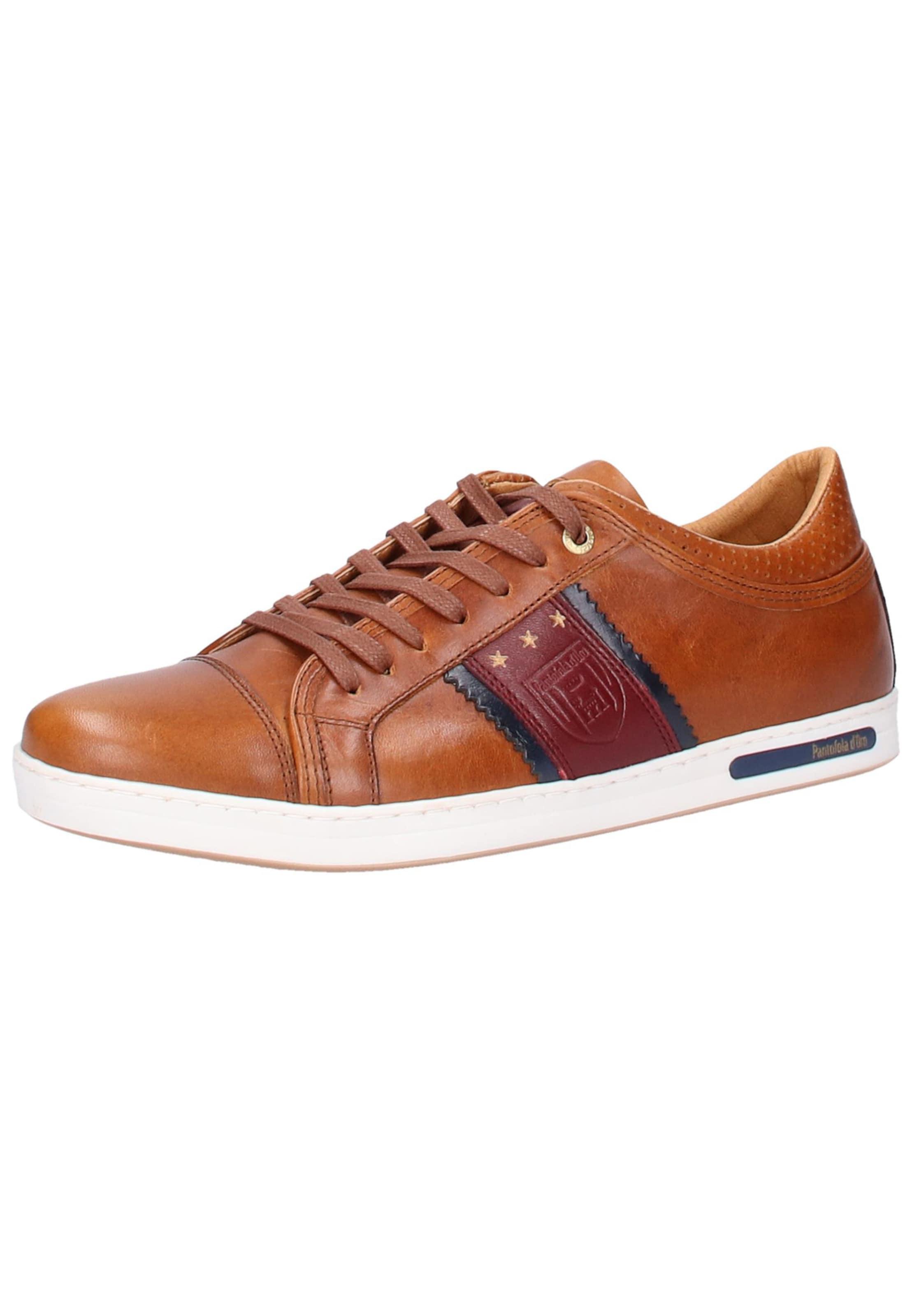 In DunkelblauBraun Sneaker Dunkelrot Pantofola D'oro zpSqUMV