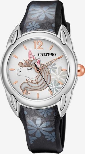 CALYPSO WATCHES Quarzuhr 'Sweet Time' in blau / mischfarben / schwarz / silber, Produktansicht