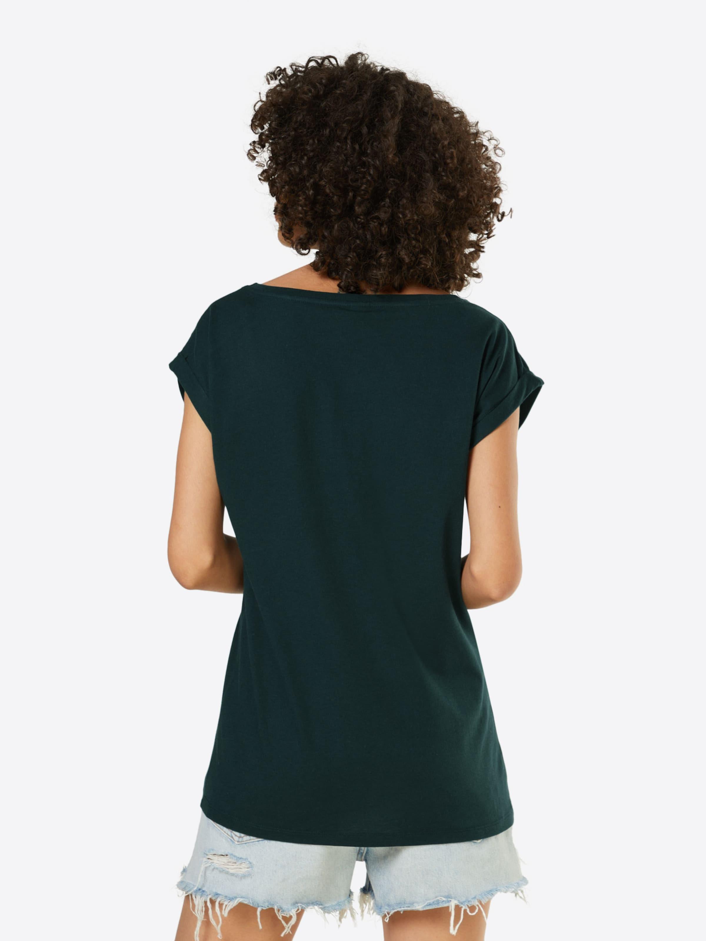 Iriedaily 'taggety' Foncé Vert T shirt En BtrdshQCx