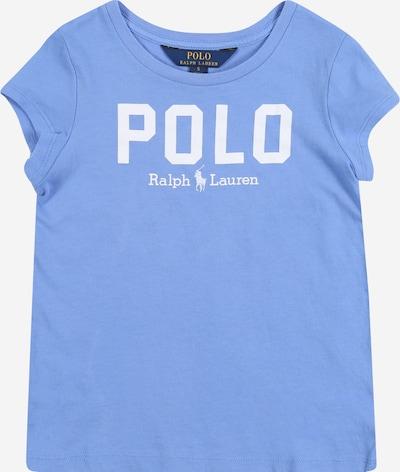 Tricou POLO RALPH LAUREN pe albastru deschis, Vizualizare produs