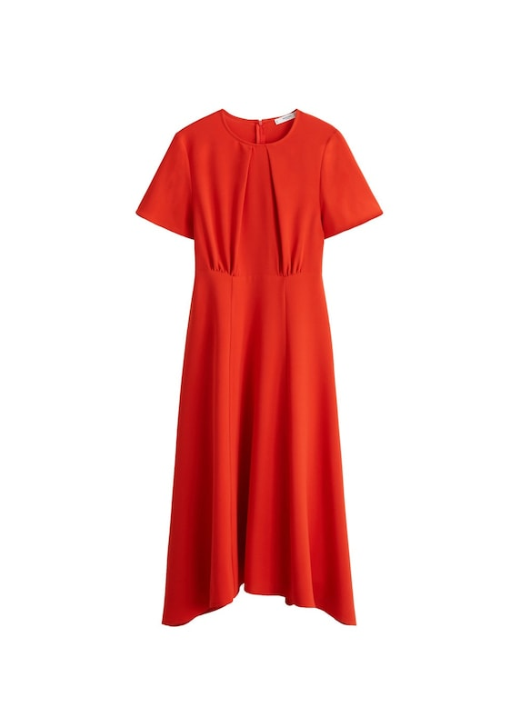 MANGO Kleid 'Ketchup-h' in rot   ABOUT YOU
