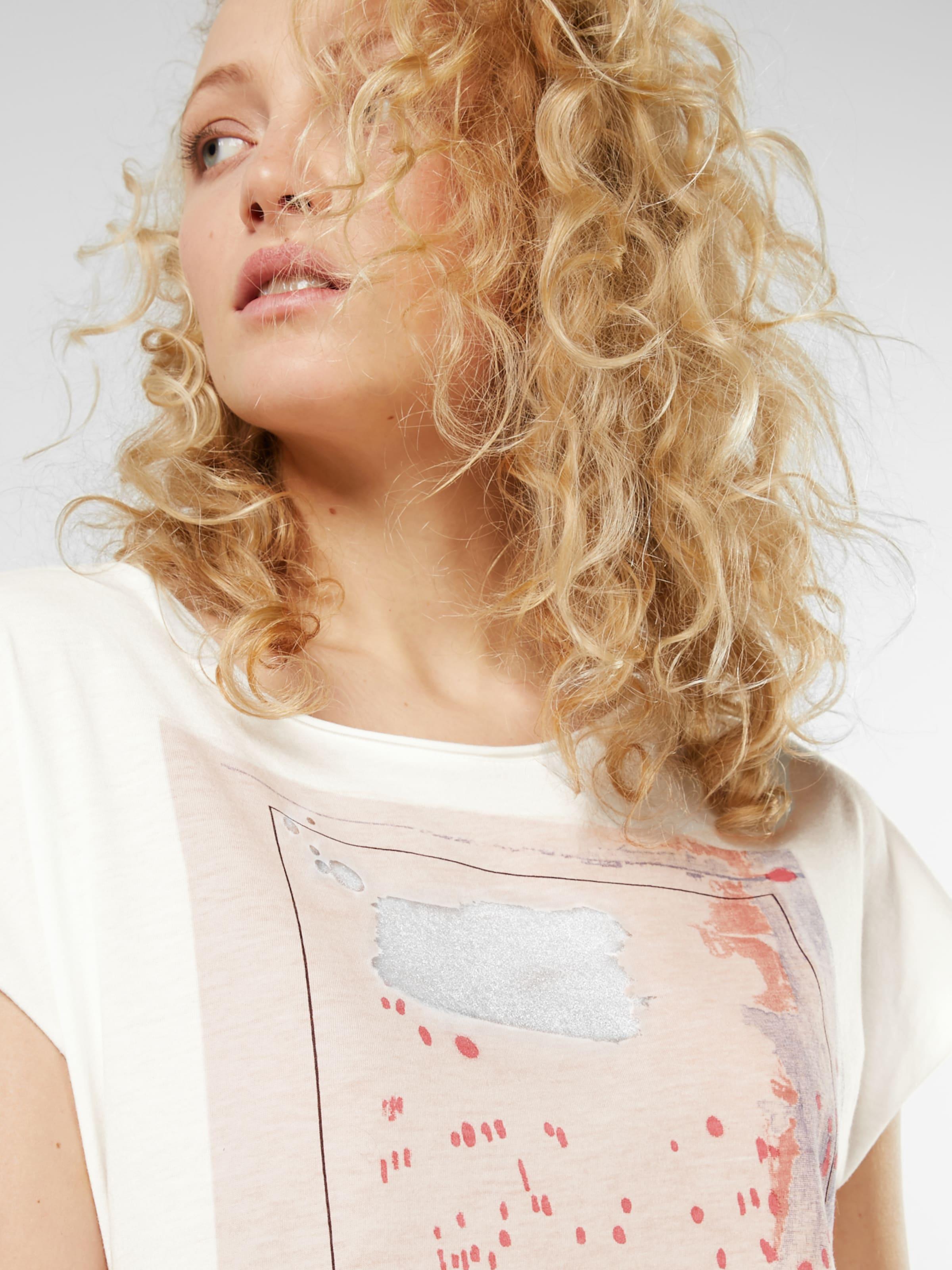 GARCIA Casual T-Shirt Vermarktbare Verkauf Online EhZe2gLb
