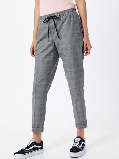 Marc O'Polo DENIM Pantalon en gris clair / mélange de couleurs: Vue de face
