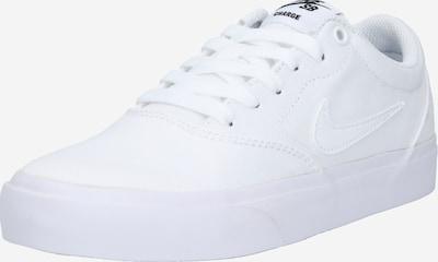 Nike SB Sneakers laag 'Nike SB Charge Canvas' in de kleur Wit, Productweergave