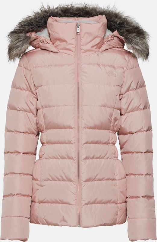 THE NORTH FACE Jacke 'Gotham' in rosa, Produktansicht