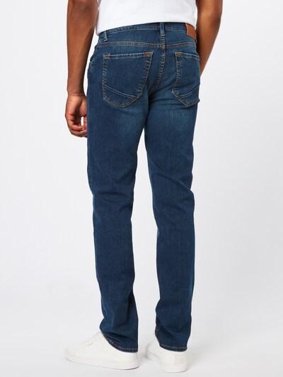 BRAX Džinsi 'chuck' pieejami zils džinss: Aizmugures skats