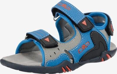 CMP Sandale 'Alphard' in himmelblau / grau / mischfarben, Produktansicht