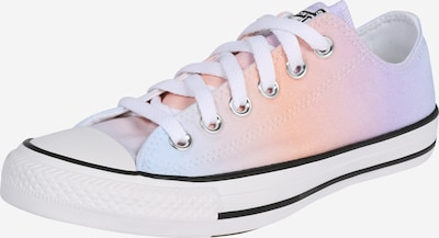 CONVERSE Sneakers laag 'CHUCK TAYLOR ALL STAR - OX' in de kleur Blauw / Sering / Lichtoranje / Wit, Productweergave