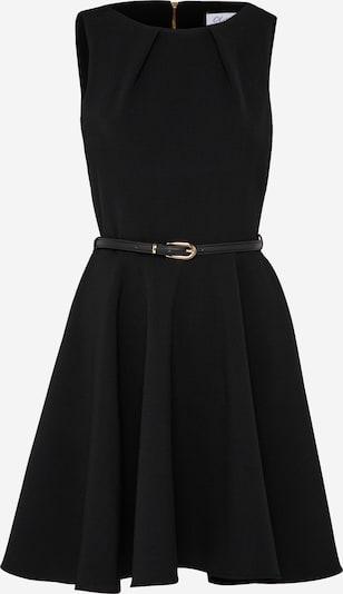 Closet London Koktel haljina u crna: Prednji pogled