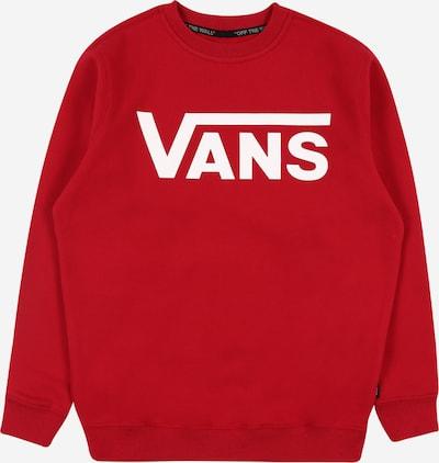 VANS VANS CLASSIC CREW BOYS in rot, Produktansicht
