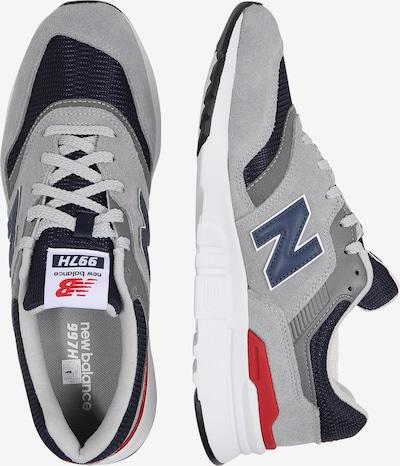 new balance Sneaker in navy / grau / hellgrau: Seitenansicht
