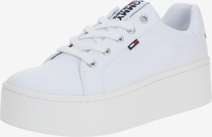Tommy Jeans Sneakers laag 'ROXIE 1C1' in de kleur Wit, Productweergave