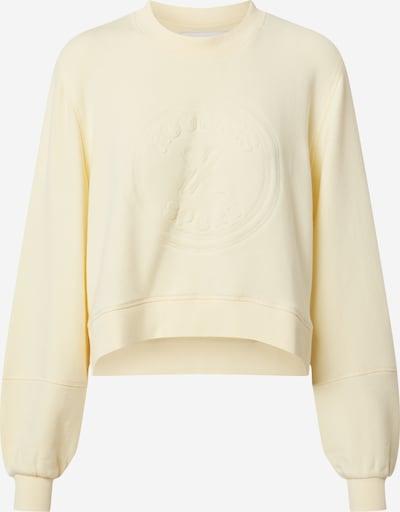 THE KOOPLES SPORT Sweat-shirt en jaune pastel, Vue avec produit