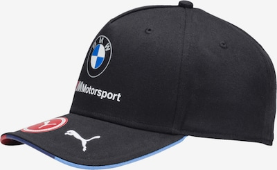 PUMA Cap 'BMW Motorsport' in blau / anthrazit / rot / weiß, Produktansicht
