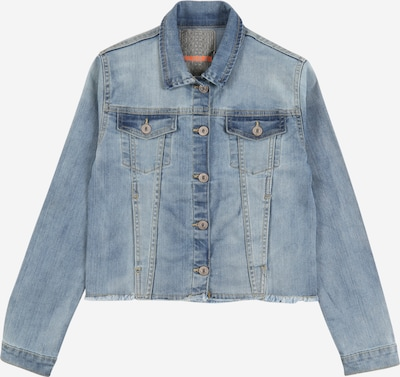 STACCATO Jeansjacke in blue denim, Produktansicht