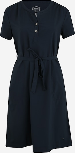 KILLTEC Sport-Kleid 'Ebba' in navy: Frontalansicht