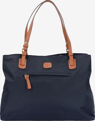 Bric's Schultertasche 'X-Bag 40 cm' in ultramarinblau, Produktansicht