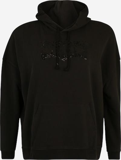 Levi's® Plus Majica 'PL GRAPHIC HOODIE' | črna barva, Prikaz izdelka