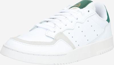 ADIDAS ORIGINALS Sneaker in dunkelgrün / weiß, Produktansicht