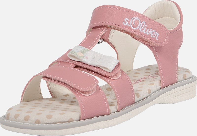 factory price 06f07 eb588 s.Oliver Junior Sandalen für Kinder online kaufen | ABOUT YOU
