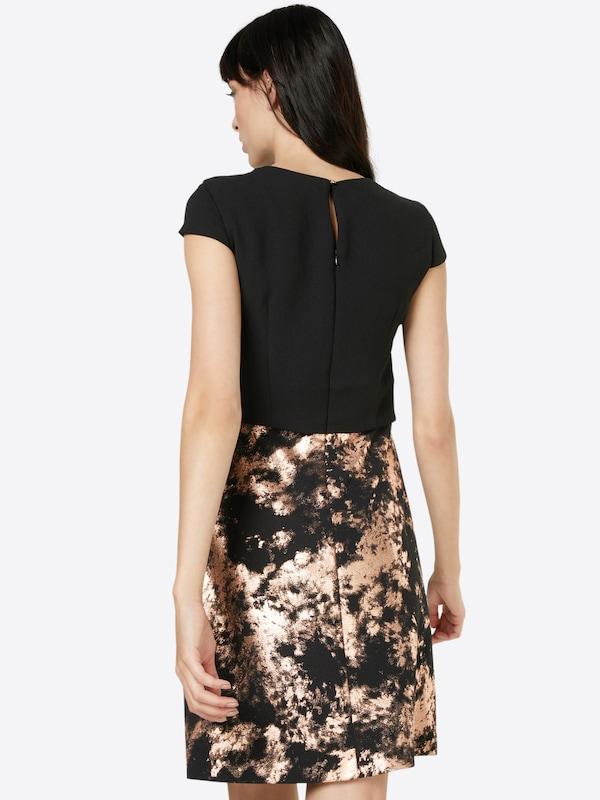 Esprit Collection Kleid 'Special' in bronze   schwarz schwarz schwarz  Freizeit, schlank, schlank 4572f3